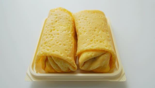 ファミマ「ダブルチーズクレープ」のカロリーと糖質量は?太らない食べ方はある?